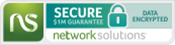 Network Solutions Secure Site guarantee